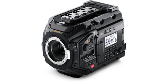 Blackmagic Ursa G2